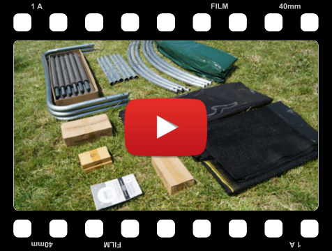 Video: quick and easy assembly of your flyjump trampoline